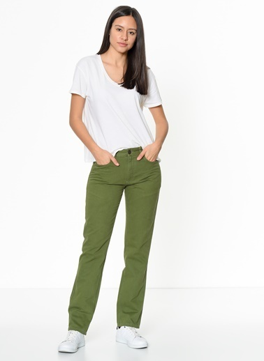Fresh Company Pantolon Haki